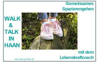 walk and talk haan lebenskraftcoach