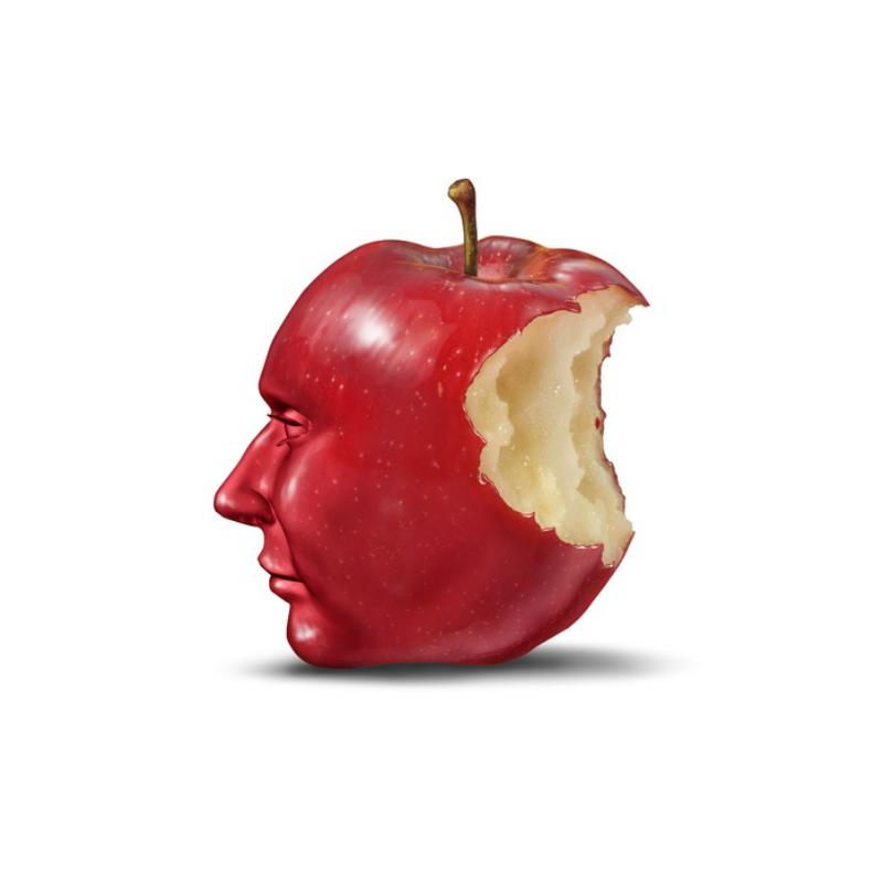 Apfel Bild für Paartherapie in Haan