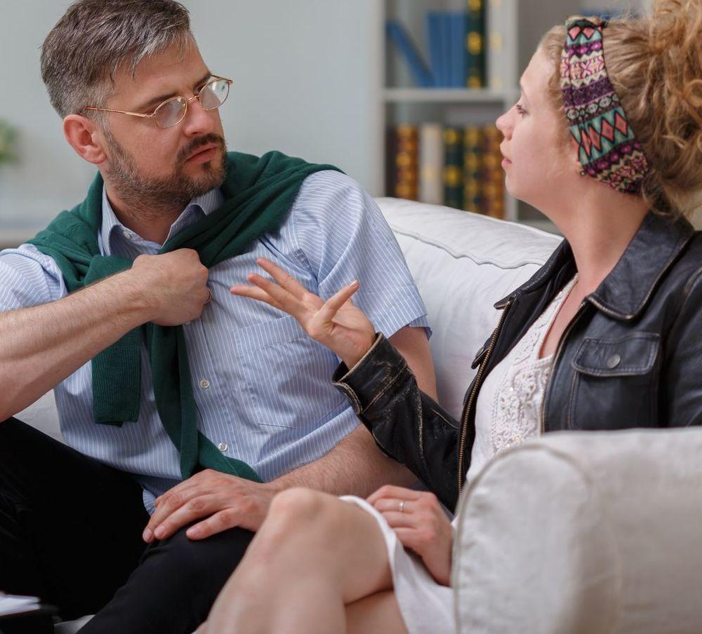 Paartherapie - Mann und Frau in der Ehe - Eike Grzonka on Haan