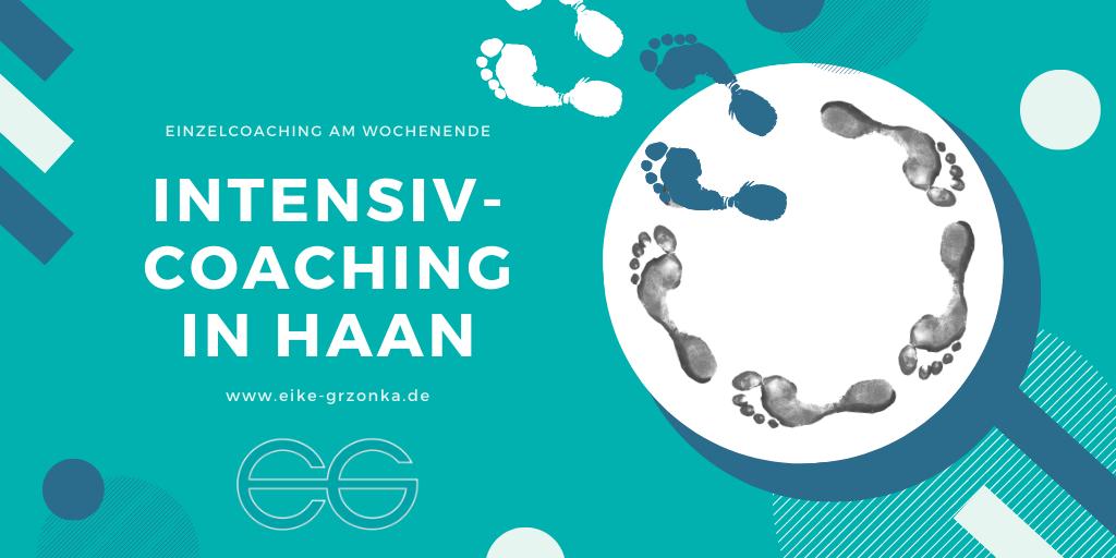 Intensiv-Coaching in haan
